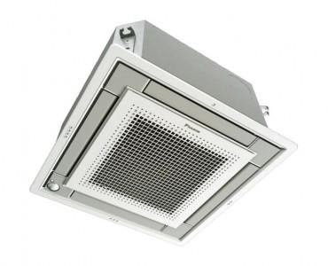 Cassette 4 voies Daikin unité intérieure climatisation réversible chauffage air frais air chaud pompe à chaleur - Climatisation - EICSO Distribution