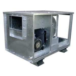 Caisson de désenfumage sécurité incendie fumées 400°C / 2h - EICSO Distribution