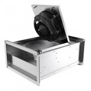 Caissons rectangulaires extra-plats pour gaines rectangulaires réseau de ventilation - EICSO Distribution