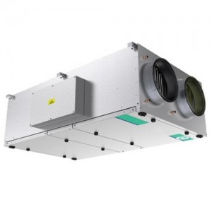 Centrales double flux régulation intégrée conditionnement traitement d'air chaud air frais économies d'énergie haut rendement - EICSO Distribution