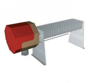 Chaufferette d'armoire chauffage d'air et de gaz pour armoire électrique maintient en température T°C mise hors gel anti-condensation