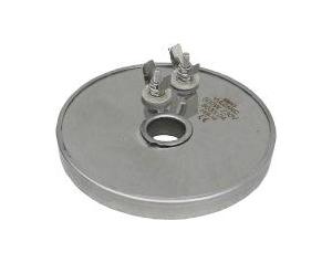 Résistances Plates Circulaire Blindée électrique chauffage de solides maintient en température T°C