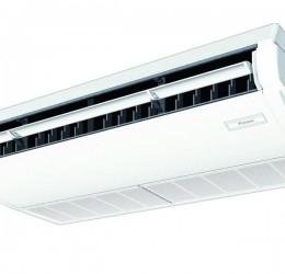 Plafonnier apparent Climatisation Réversible unité intérieure climatisation chauffage pompe à chaleur Daikin air frais air chaud - Climatisation - EICSO Distribution