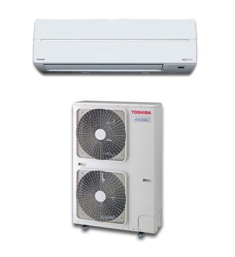 Climatisation Split Mural Réversible ATEX unité intérieure et groupe extérieur ATEX climatisation chauffage pompe à chaleur air frais air chaud - Climatisation - EICSO Distribution