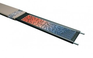 Câble chauffant auto-régulant électrique mise hors gel maintient en température T°C