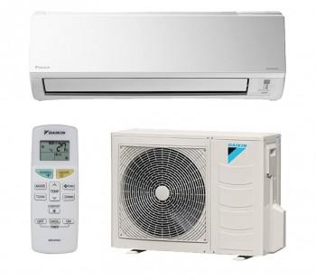 Climatisation Monosplit Réversible unité extérieure climatisation chauffage pompe à chaleur air frais air chaud Daikin