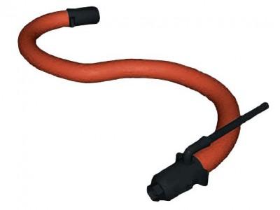 Flexible chauffant électrique chauffage industriel chauffage de liquides gaz barriques ATEX