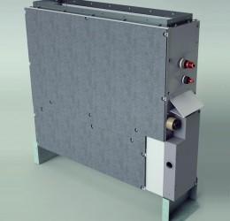 Climatisation Console Murale Réversible non carrossée unité intérieure climatisation chauffage pompe à chaleur Daikin air frais air chaud - Climatisation - EICSO Distribution