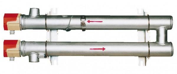 Réchauffeur de fluides électrique chauffage industriel chauffage de fluides liquides gaz ATEX