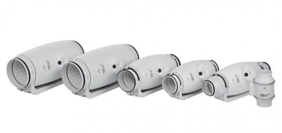 Extracteurs de conduits, ventilation, ventilateur de gaine de conduits, renouvellement d'air, logement individuel, locaux tertiaire ventilation - EICSO Distribution