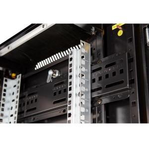 EXCEL NETWORKING Baie de brassage vue intérieur haut - EICSO Distribution