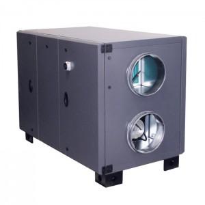Caisson double flux à haut rendement, ventilation tertiaire - EICSO Distribution
