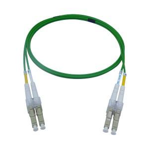 Jarretière Optique LC LC pour câblage informatique - Réseaux Informatiques - EICSO Distribution