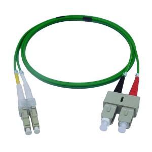 Jarretière Optique LC SC pour câblage informatique - Réseaux Informatiques - EICSO Distribution