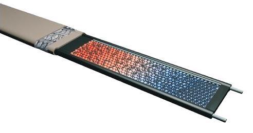 Câble chauffant auto-régulant électrique mise hors gel maintient en température T°C - EICSO Distribution