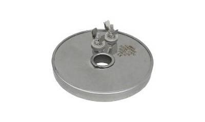 Résistances Plates Circulaire Blindée électrique chauffage de solides maintient en température T°C - EICSO DISTRIBUTION